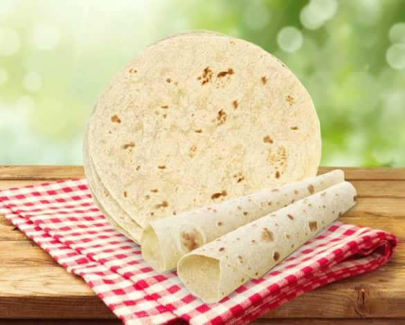 Amasar masa para preparar pan
